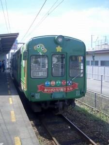 ケロロ電車2