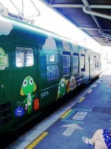 ケロロ電車3