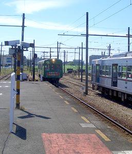 ケロロ電車0